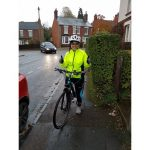 Allison Johnson – Edinburgh to Dublin Bike Ride