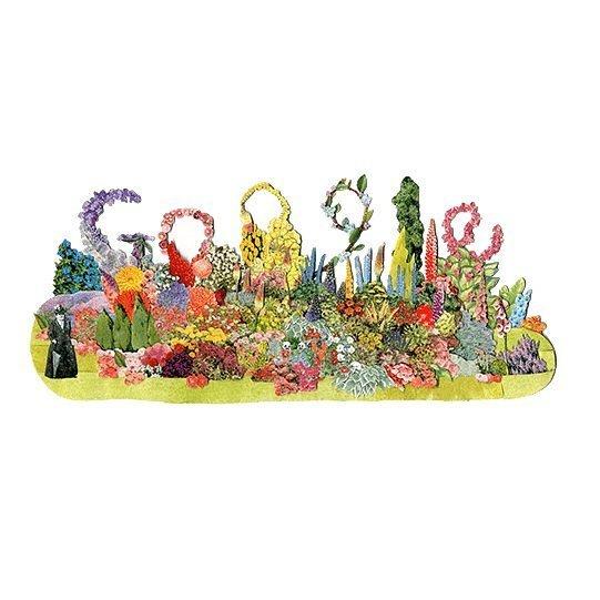 Former West Suffolk College Designs Google Doodle
