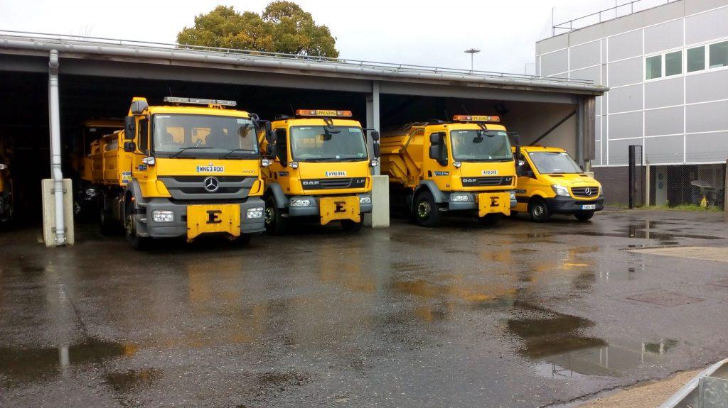 Freezing rain forecast for Suffolk