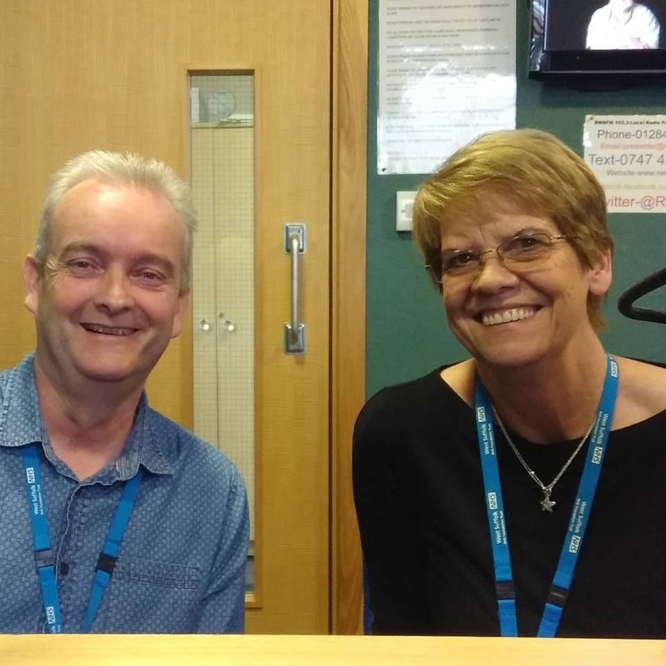 Voluntary services manager retires after 31 years at West Suffolk Hospital