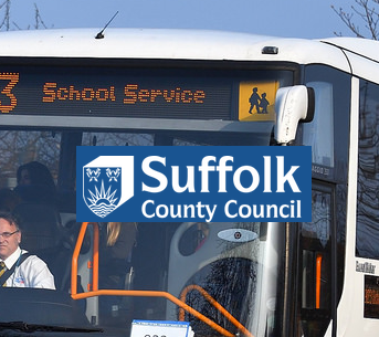 Suffolk County Council's Cabinet agrees phased approach to new school travel policy
