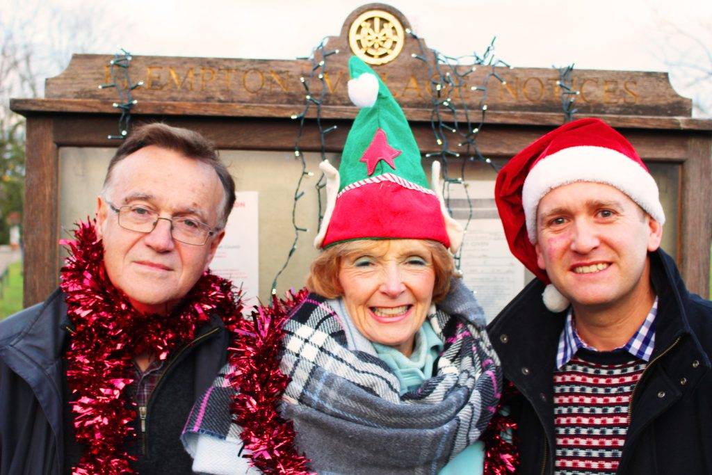 Carols on the green to bring community together