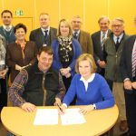 Historic moment as new West Suffolk Council goes to parliament
