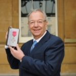 West Suffolk College former governor MBE
