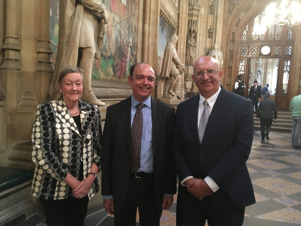 History made as House of Lords back new West Suffolk Council