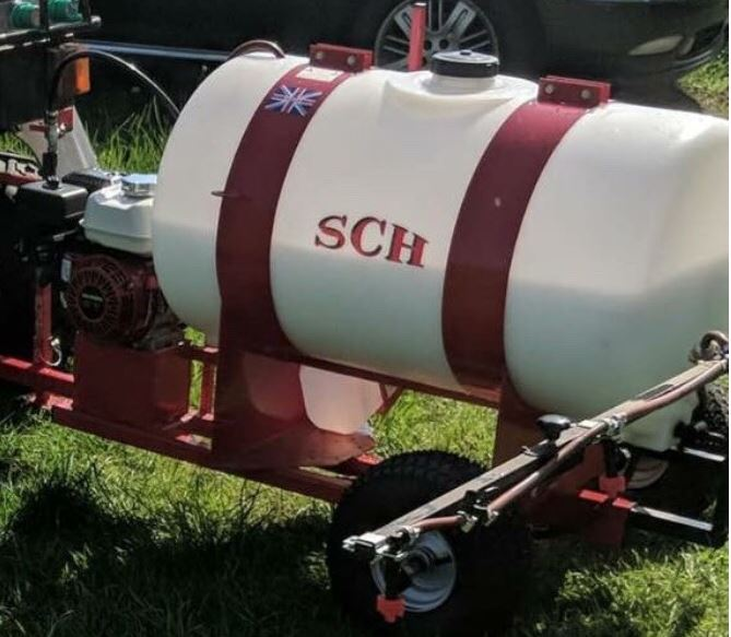 Mildenhall theft of farm equipment
