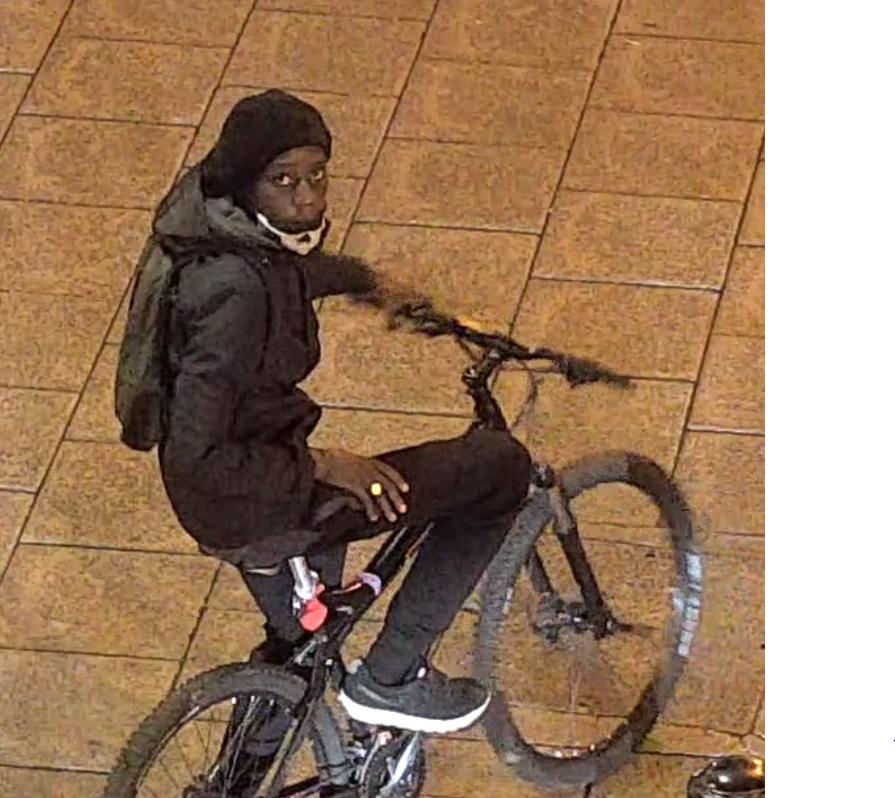 CCTV Images After Haverhill Attack