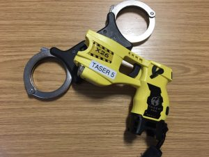 Police taser woman during knife incident in Bury St Edmunds