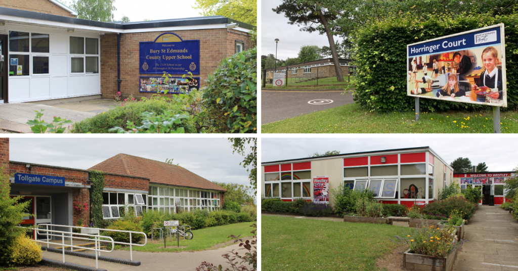 Four Bury St Edmunds schools join larger Trust