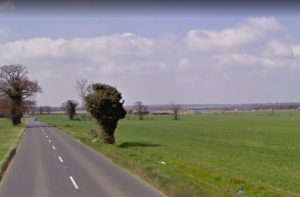 Appeal following collision on B1106 at Great Barton