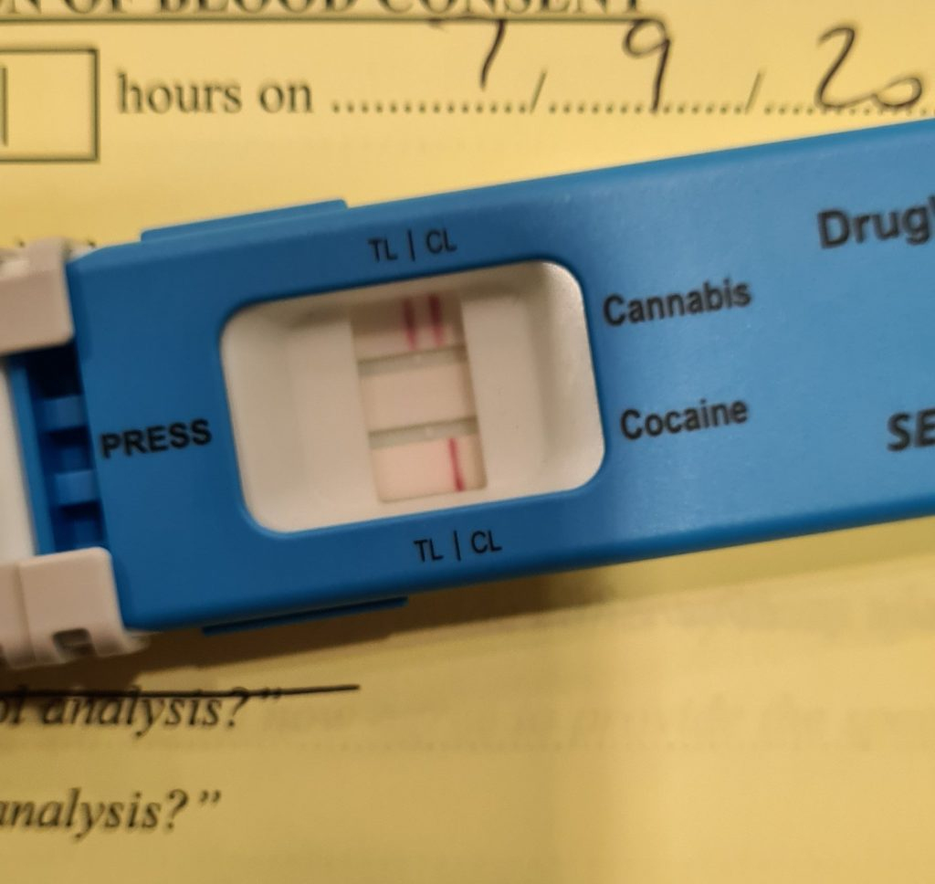Man arrested for drug driving in Bury St Edmunds had just finished his shift driving a lorry