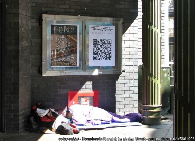 Work to prevent and reduce rough sleeping gains Government grant