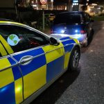 Police arrest driver found with class A drugs