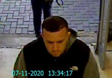 CCTV image issued after tools stolen from Bury St Edmunds shop