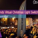 Virtual Christmas Lights switch on celebration day on RWSfm 103.3