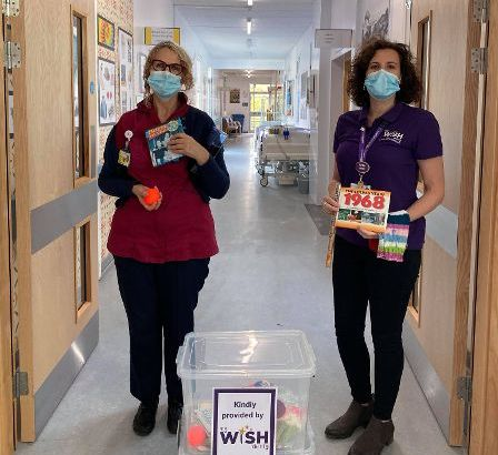 Funds from Forget Me Not appeal helps to deliver host of items to aid dementia patients