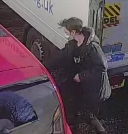 Charity appeals for information after vehicles broken into