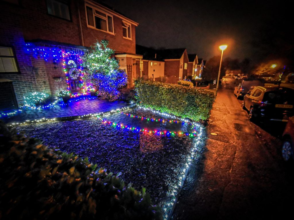 Raynham Road residents come together to create festive decoration trail