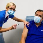 West Suffolk healthcare staff begin receiving Covid-19 vaccinations
