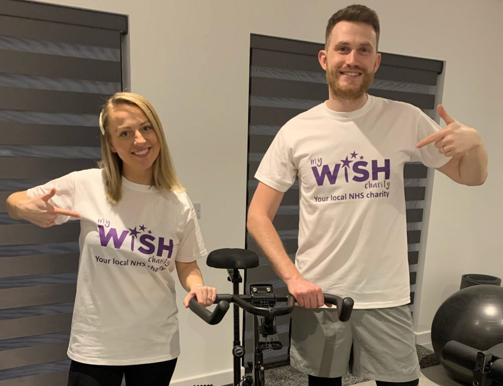 Couple to cycle from Bury St Edmunds' to French twin town