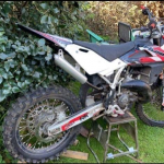 Police appeal after two motorcycles stolen from Red Lodge