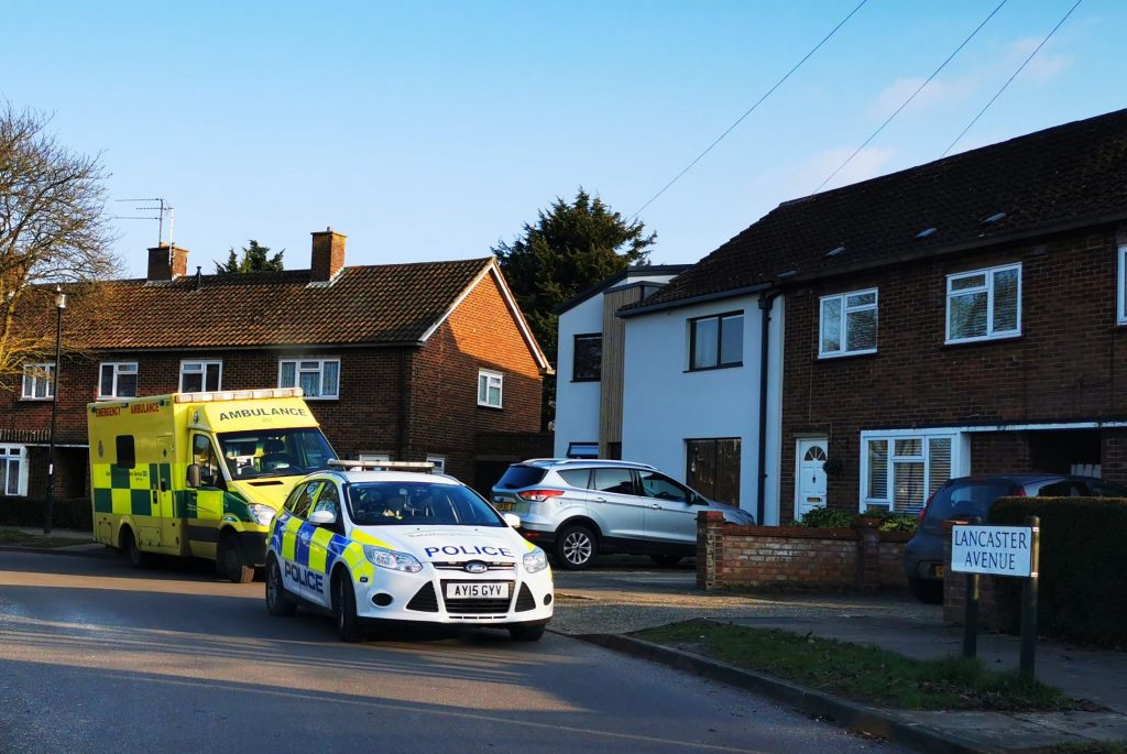 Man arrested after fight in Bury St Edmunds