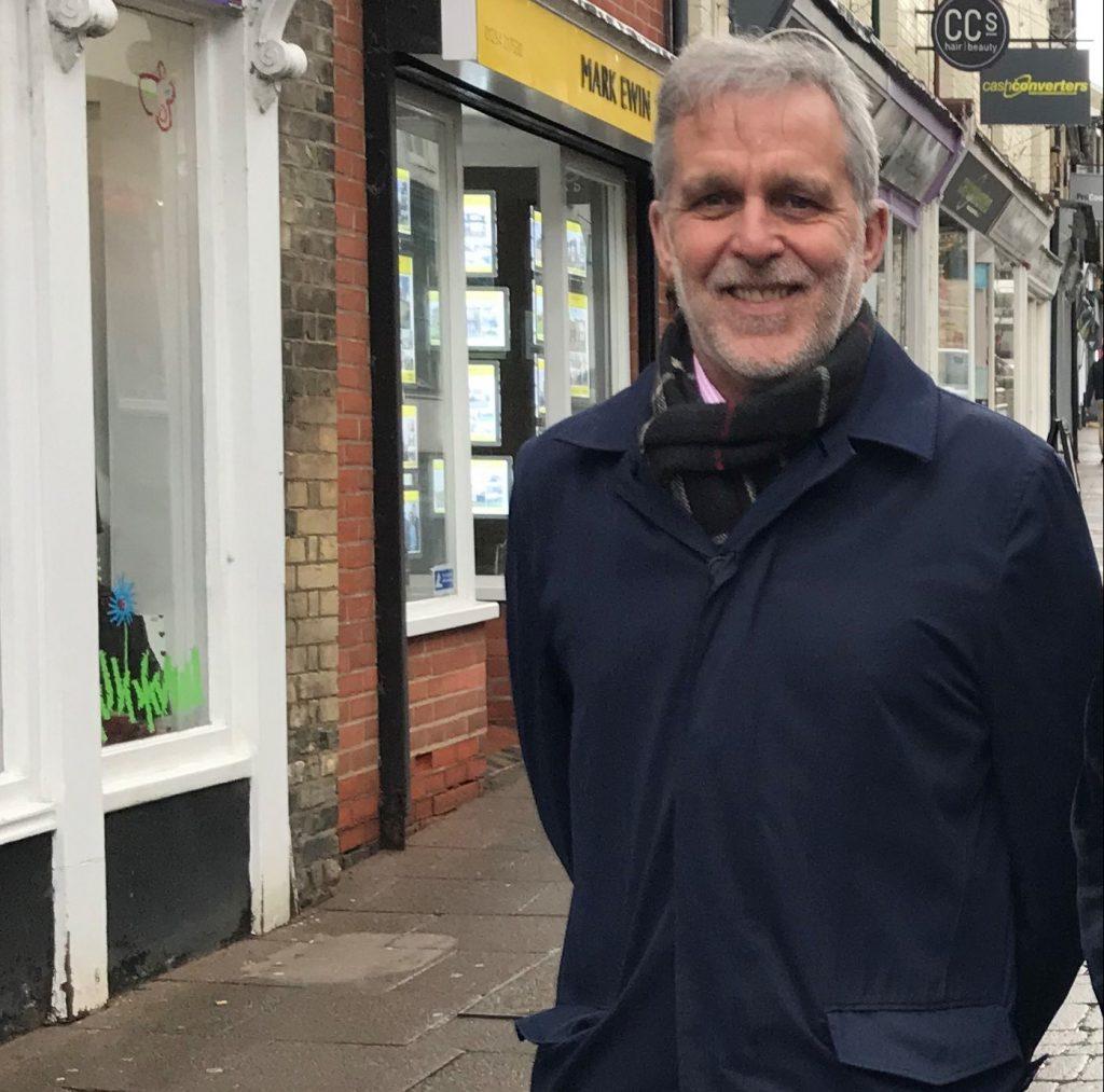 Business Improvement District Our Bury St Edmunds recognises colleagues' long service