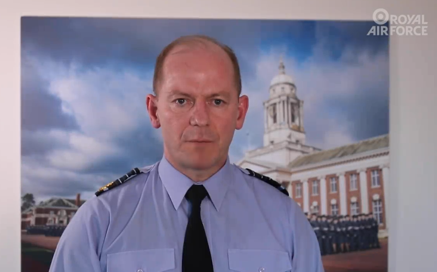 Air Chief Marshal releases statment following alleged sexual assault of airman at RAF Honington