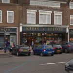 Man charged after damage caused to Marks and Spencer store doors
