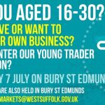 Young entrepreneurs invited to trade off in national market competition