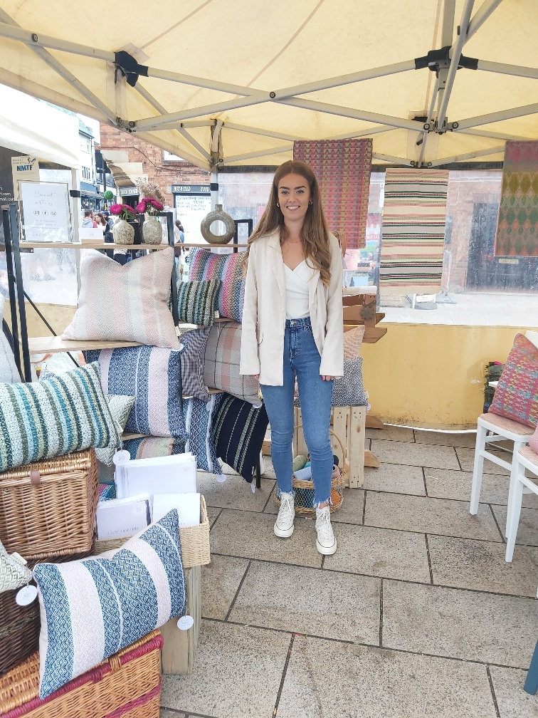 Young traders from West Suffolk markets have been named among the best in the country after winning national awards.