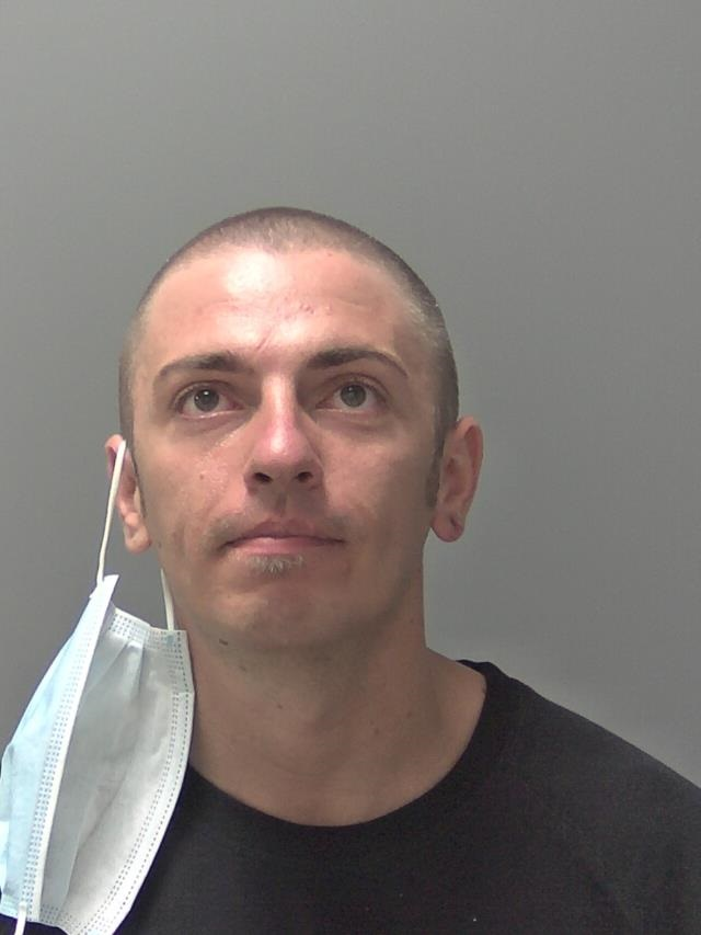 Man jailed for string of thefts in Bury St Edmunds