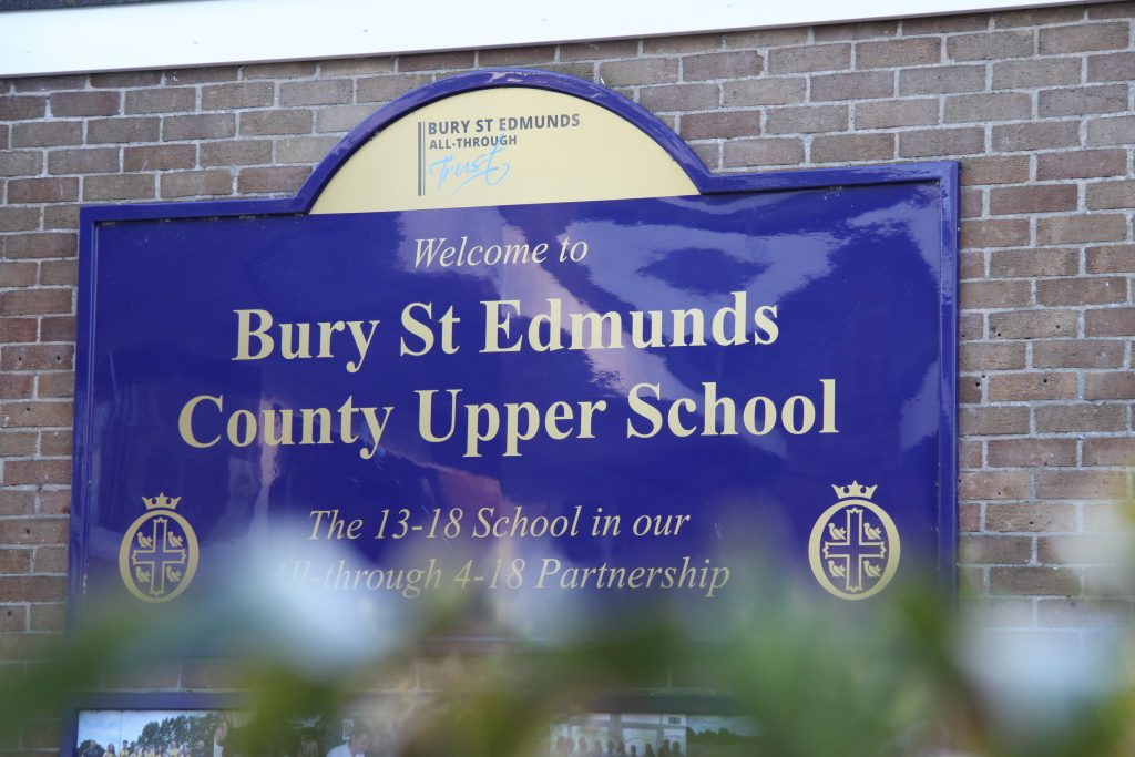 """""""Safeguarding is now effective"""" at County Upper School"""