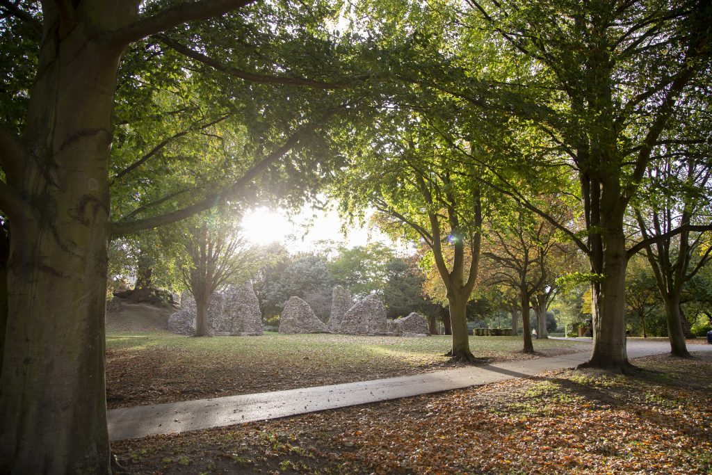 Six West Suffolk parks and open spaces win prestigious national Green Flag awards
