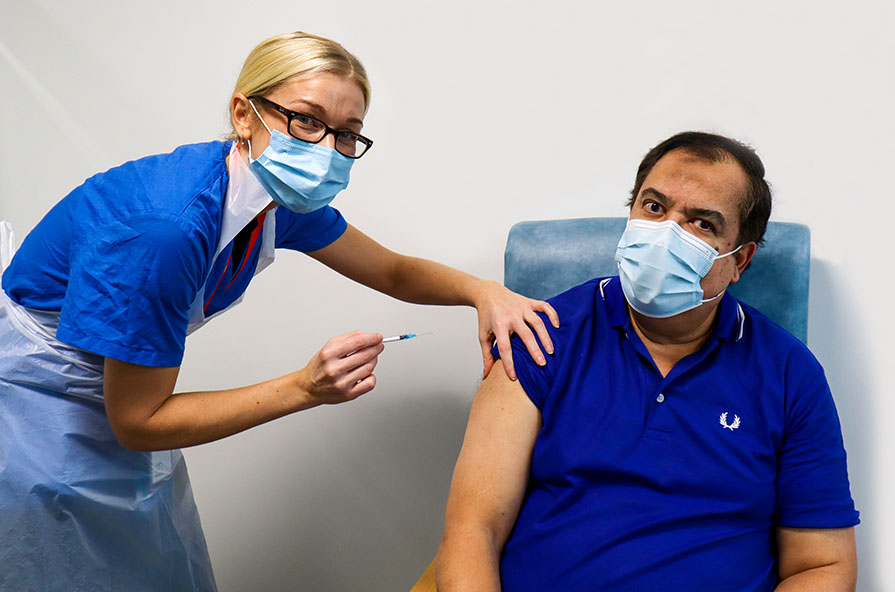 """Suffolk Health bosses: """"Just one jab is half a job – keep testing and get second vaccination"""""""