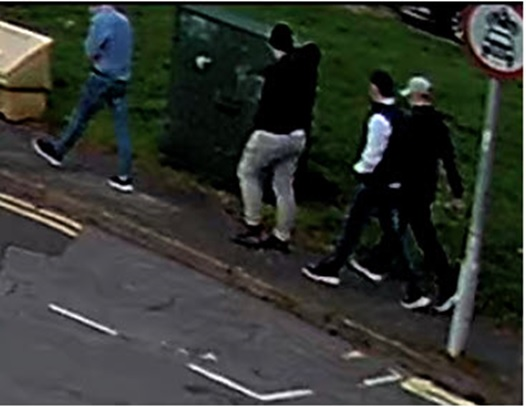 CCTV released after burglars claim to be police officers in Bury St Edmunds