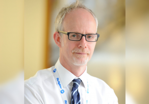 The chief executive of the West Suffolk Hospital is stepping down