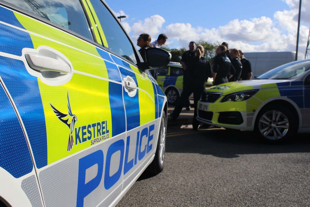 Bury St Edmunds to gain new proactive 'Kestrel' Policing team