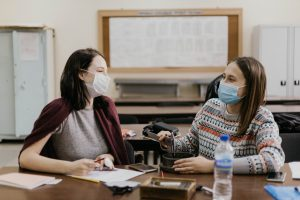 Face masks back in schools additional measures brought in to reduce Covid-19